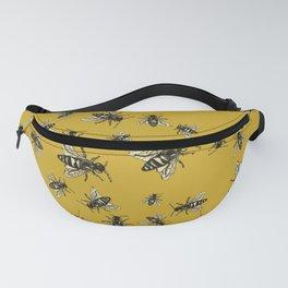 Oshun's Anthophila  (the bee study) Fanny Pack