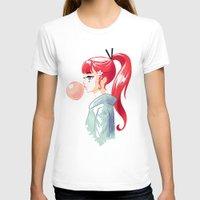 bubblegum T-shirts featuring Bubblegum by Freeminds