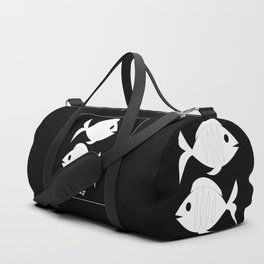 Fishes ~ Pisces ~ Zodiac series Duffle Bag