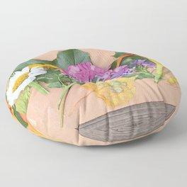Annaliese's Nature Art Floor Pillow