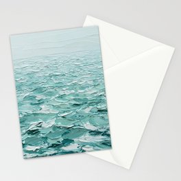 Glistening Expanse Stationery Cards