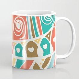 Carnival fun pattern Coffee Mug