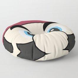 SUPER MARIO poster Floor Pillow