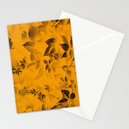 NATURE'S GOLD 107 (texture only) Stationery Cards
