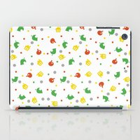 animal crossing iPad Cases featuring Animal Crossing by Bradley Bailey