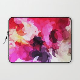 Bright Happy Color Abstract Laptop Sleeve