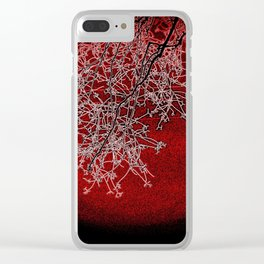Florid Bough Sublime Clear iPhone Case