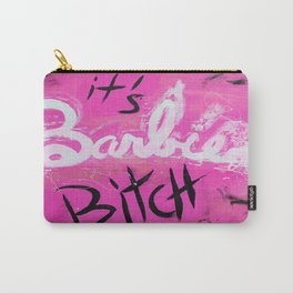 IT'S BARBIE BITCH Carry-All Pouch