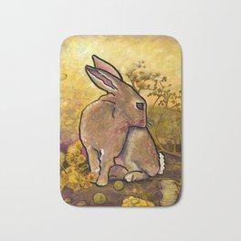 Abundance Bunny Bath Mat