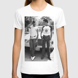 Richard Franklin Lennox Thomas Pryor - Stand-Up - Comedy - Black - Actor - Director - Hollywood Eddi T-shirt