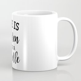 Life is golden with a doodle Coffee Mug