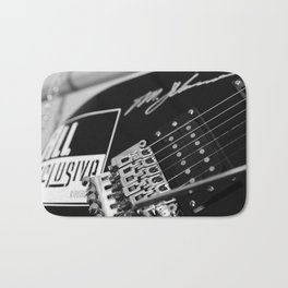 Guitar sustain Bath Mat