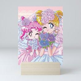 Wedding Day Mini Art Print