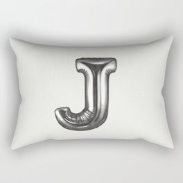Alphabet Monday - J Rectangular Pillow