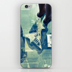 The Real Skybox iPhone & iPod Skin