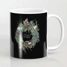 An Aussie Christmas BLACK Coffee Mug