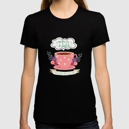 Tea Is A Hug In A Cup T-shirt