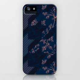 blueCORAL iPhone Case