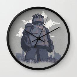 Panda 2K Wall Clock