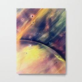 Solar storm Metal Print