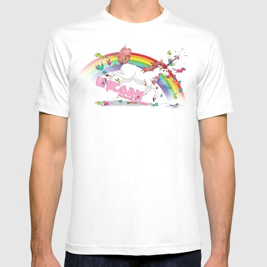 Unicorn: Destroyer of Ponies! T-shirt