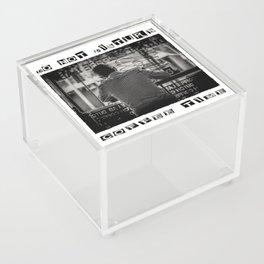 DO NOT DISTURB - Coffee Time Acrylic Box