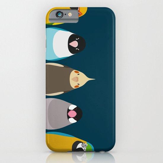 Five birds - tori no iro iPhone & iPod Case