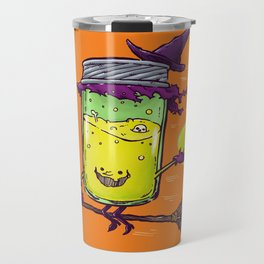 The Witch Jam Travel Mug