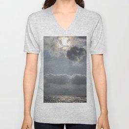 Sky and Sea Unisex V-Neck