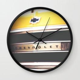 Old truck Wall Clock