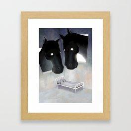 Ein Landarzt Framed Art Print