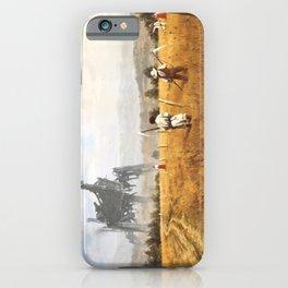 1920 - sail iPhone Case