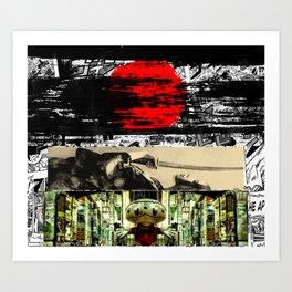Notso Art Print