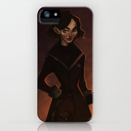 Lila Bard iPhone Case