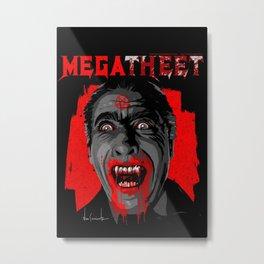 vampire Metal Print