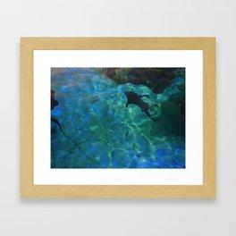 AUQ Framed Art Print
