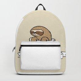 Sloffee Sloth Backpack