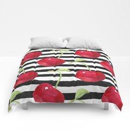 Cherry pattern Comforters