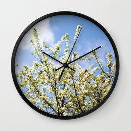 Meditations Wall Clock