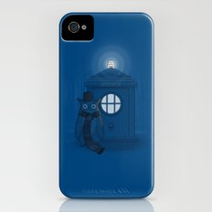 Dr Who Who? iPhone (4, 4s) Slim Case
