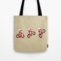 Excitebike Tote Bag