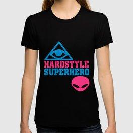 Superhero rave quote T-shirt