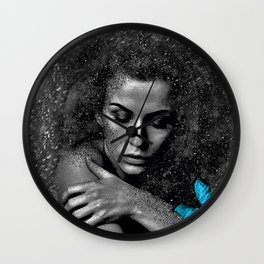 UNBREAKABLE UNSTOPPABLE Wall Clock