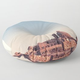 Visit Malta Floor Pillow