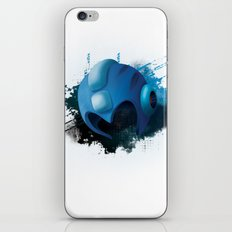 Mega Man iPhone & iPod Skin