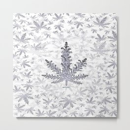 Dust of Snow Metal Print