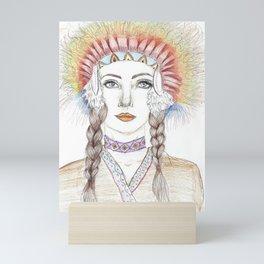 Okima Mini Art Print