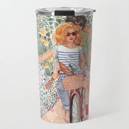 August 4 Travel Mug