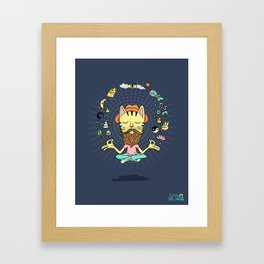 Katma Framed Art Print