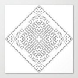 Geometric #1 Canvas Print